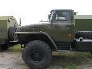 Урал-4320  конверия шасси