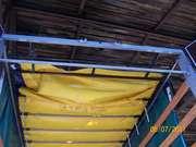 Сдвижные крыши,  ремонт и переборка сдвижных крыш