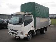 Hino  Dutoro тентованный фургон грузовик