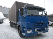 Камаз 65117,  изотермический фургон,  2011 г.